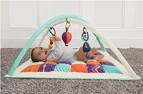 Baby Play Mat Activity Baby Gym Foam Infant Games
