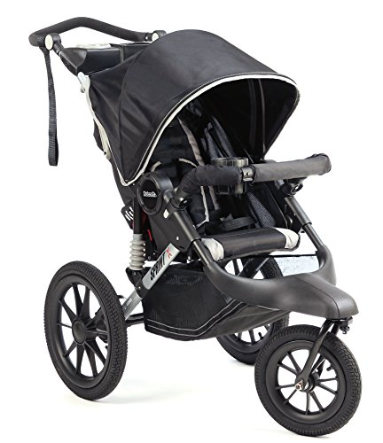 Kolcraft Sprint X Jogging Stroller Black Pro Parent Supply