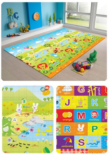 Floor Play Is Absolutely Essential To Infant Toddler